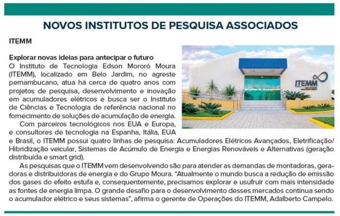 Associação ao IPD Eletron